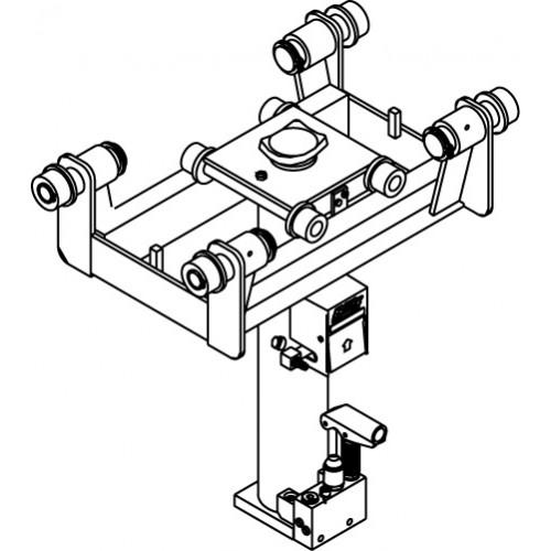Ямный подъемник подвесной GHS 10 - фото 2 из 2
