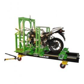Рихтовочный стапель для мотоциклов MOTOJIG