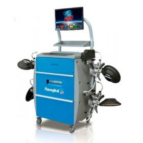Стенд развал схождения 3D RAVTD3000ATS