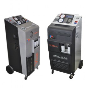 Установка для заправки авто кондиционеров со встроенным принтером SIMAL 2712