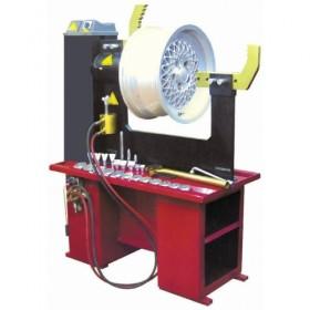 Станок для рихтовки литых дисков (дископравильный станок) JUNIOR 14S00