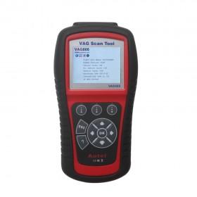 Мультимарочный автосканер MaxiService VAG505
