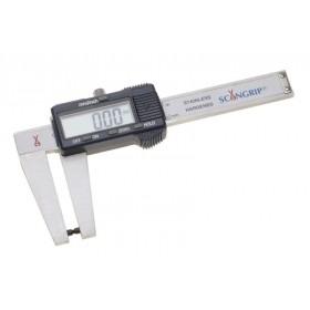 Штангенциркуль электронный  для измерения толщины тормозных  дисков 03.0265