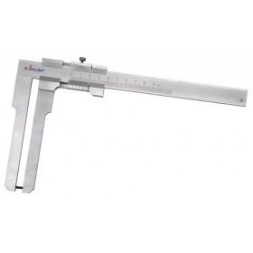 Штангенциркуль для измерения толщины тормозных  дисков грузовых автомобилей 03.0290