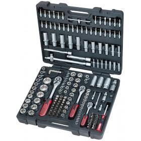 """Набор инструмента (1/4"""", 1/2"""", 3/8"""") - головки, биты, трещотки 911.0771"""