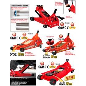 Автомобильные подкатные домкраты серии Heavy Duty T830018-T83508