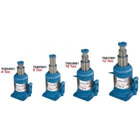 Двухступенчатые бутылочные домкраты Heavy Duty TH804001-TH812001