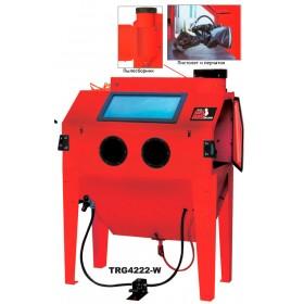 Пескоструйный аппарат закрытого типа TRG4222-W